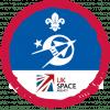 Astronautics badge