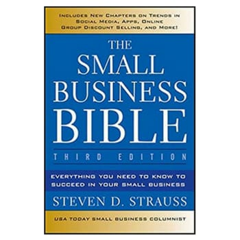 Small Business Bible by Steven Strauss