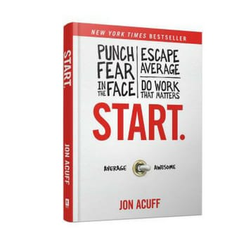 Start punch fear in the face starting a business books
