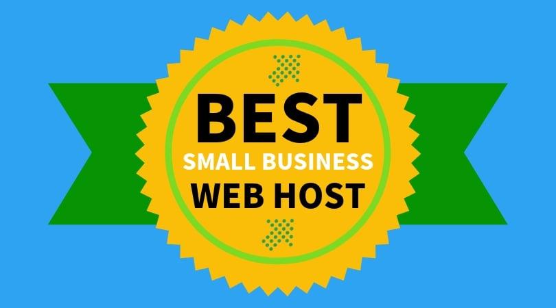 Best Small Business Web Host Award Dream Host