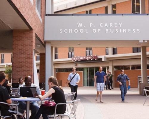 Arizona State University WP Carey School of Business Online MBA USA