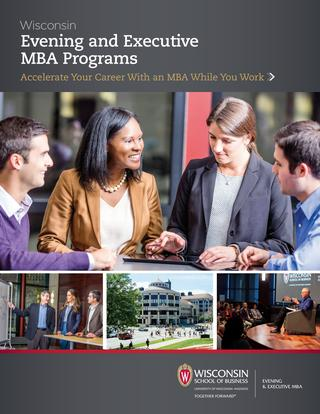 University of Wisconsin Online MBA Review