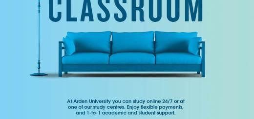 Online Programs; Arden University UK