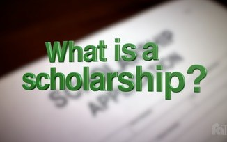 International Scholarships; Definitions of Terms
