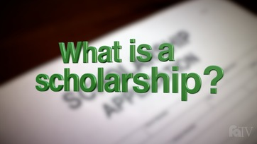 International Scholarships; Definition of Terms