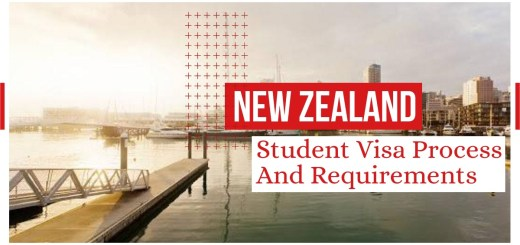 New Zealand Full-Time Student Visa; Find Out Visa Fees and How to Process