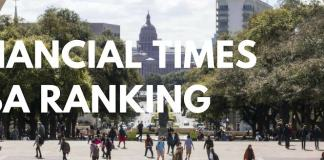 Financial Times - ft Online MBA Ranking for 2019