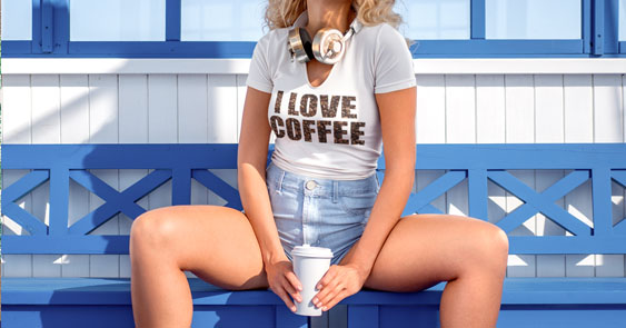 Online T Shirts Coffee Tee's