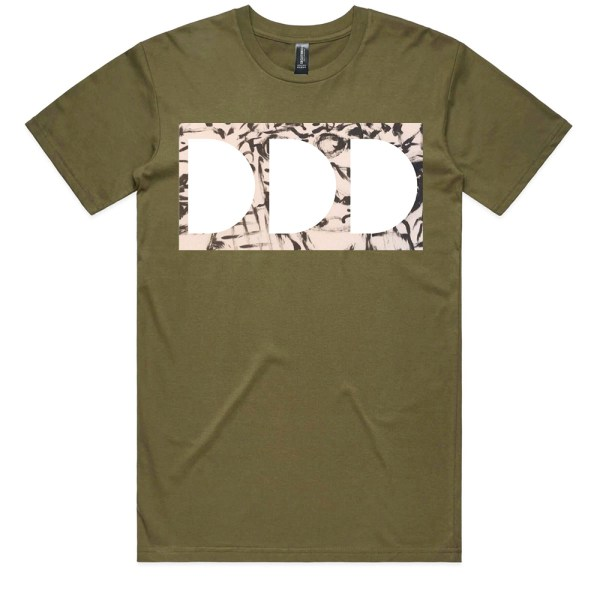 Dead Dirty Dinosaurs 009 Men Army T Shirts