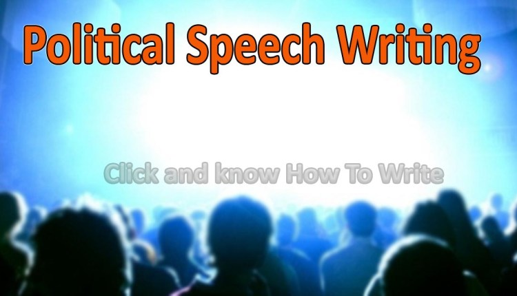 Political Speech Writing