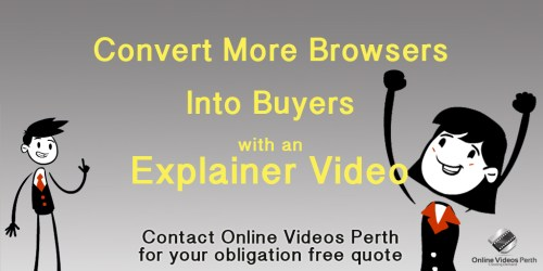 Convert More Browsers Into Buyers with an Explainer Video