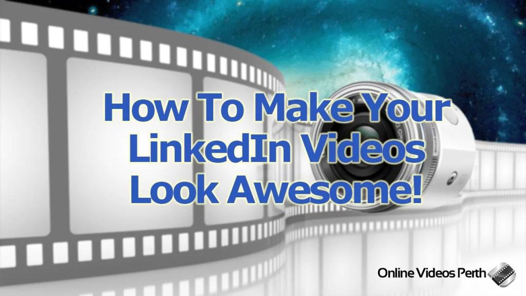 Video Marketing, LinkedIn Native Video