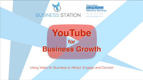 YouTube for Business Growth with Online Videos Perth