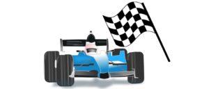 Formel 1 Symbolbild