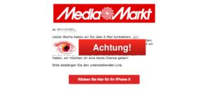 2018-09-19 Abofalle MediaMarkt Spam Mail