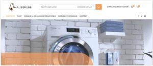 2019-12-04 hausgrube.net Onlineshop unter Fakeshop-Verdacht