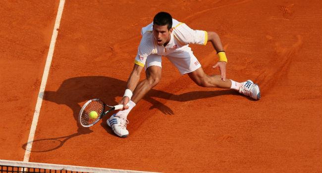 Roland Garros Halve Finale Novak Djokovic - Rafael Nadal