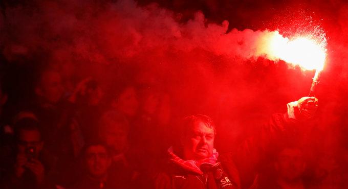 Ajax - Feyenoord klassieker