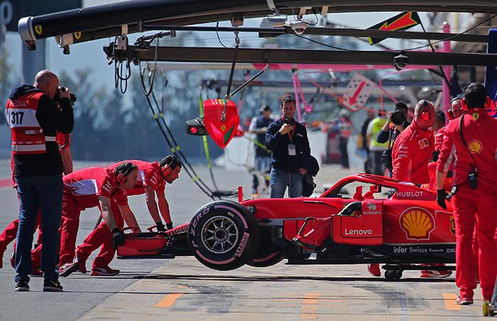 Formule 1 Regels Seizoen 2019   Getty