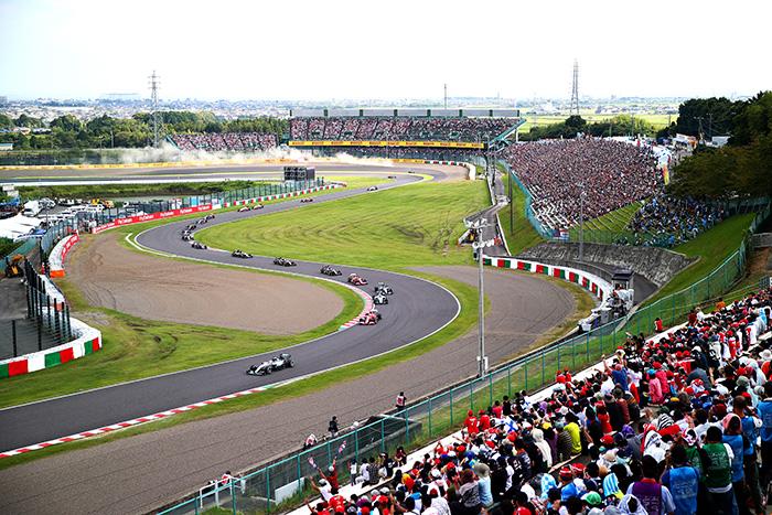 Formule 1 Grand Prix Japan