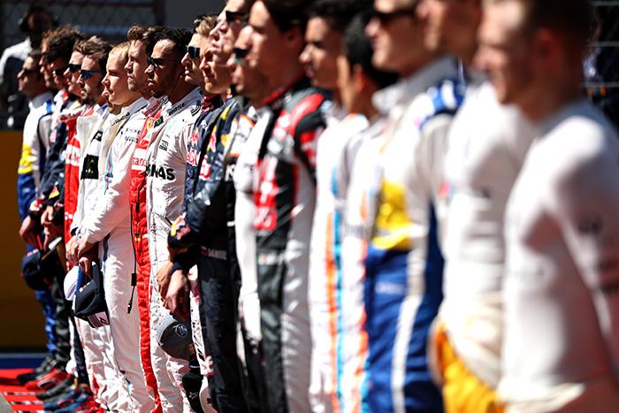 Formule 1 Teams En Coureurs