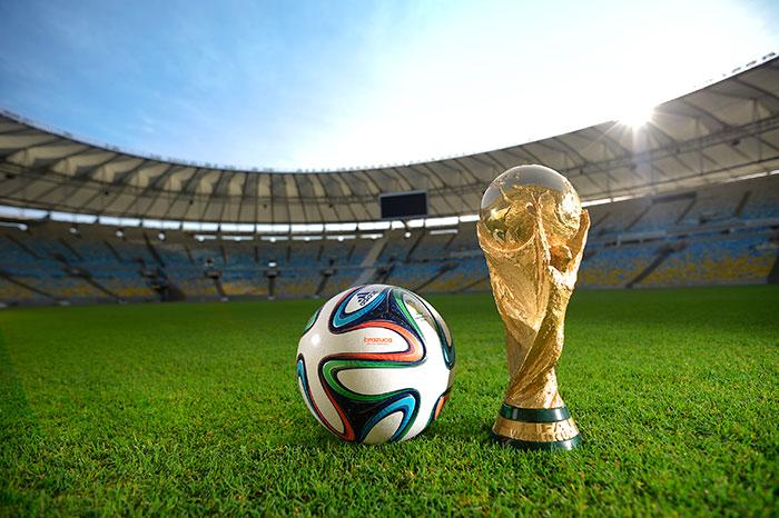 Speelschema WK voetbal