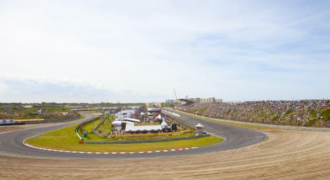 F1 GP Nederland   circuit Zandvoort