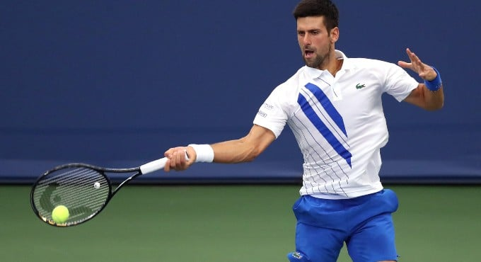 US Open 2020 Start Vandaag Met Maar 1 Favoriet: Novak Djokovic