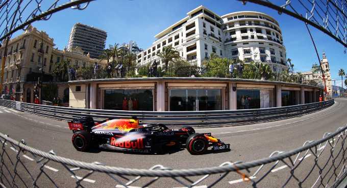 Max Verstappen Favoriet Formule 1 GP Monaco 2021