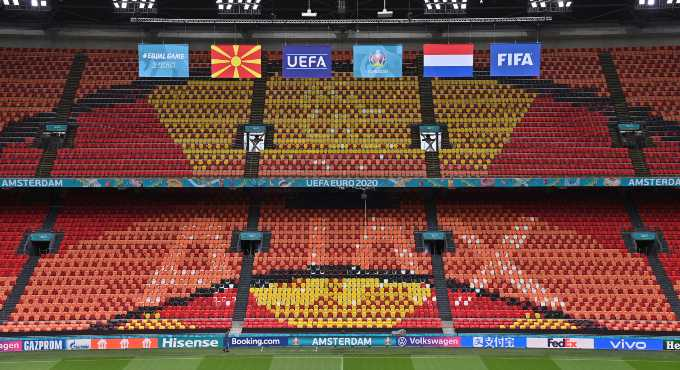 EK Voorspelling Noord Macedonië - Nederland