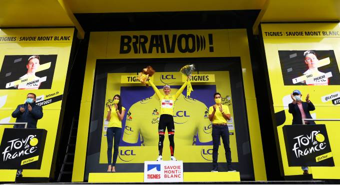 Tour De France 2021 Kanshebbers