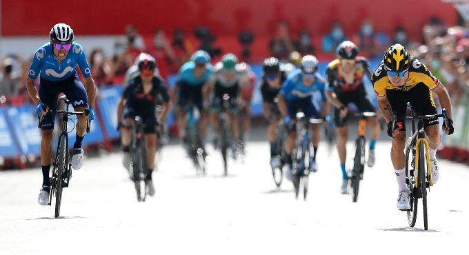 Roglic Begint Als Favoriet Aan Laatste Week Vuelta 2021