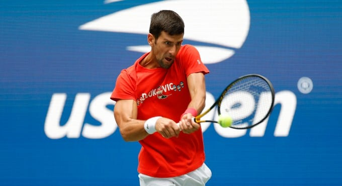 US Open 2021 Voorspellen Novak Djokovic