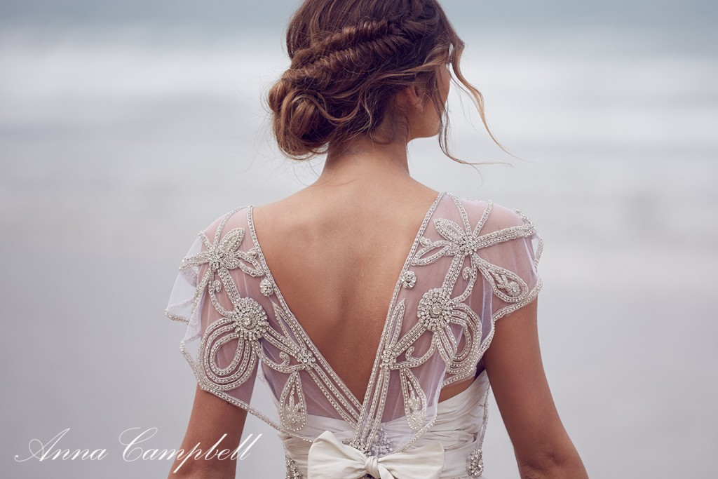 Anna Campbell Spirit Bridal Collection Online Weddings