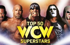 WCW Stars