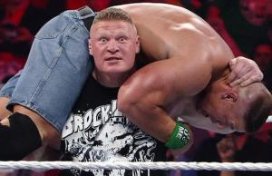 WWE Brock Lesnar 2012_
