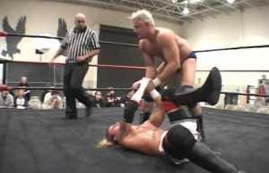 CM Punk vs. Nigel McGuinness