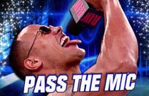 The Rock Promo