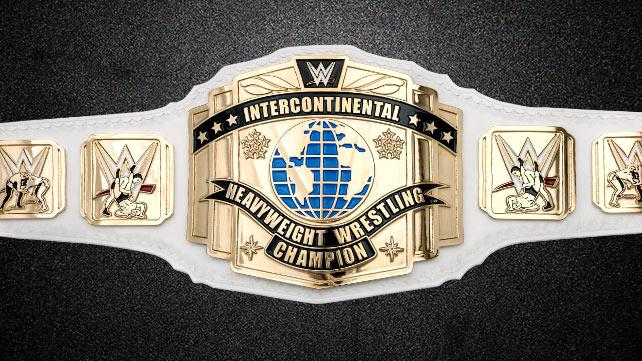 Image result for wwe intercontinental title