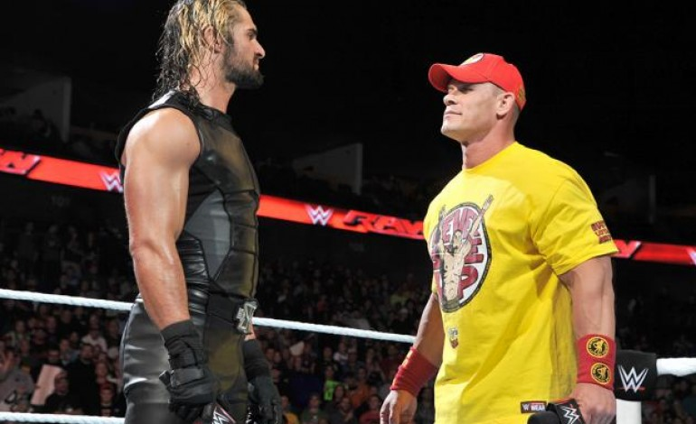 John Cena and Seth Rollins can change the WWE.