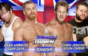 WWE SmackDown 4-21-2016