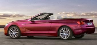 Η νέα BMW Σειρά 4 Convertible επίσημα στο Los Angeles