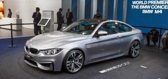 Διέρρευσαν τα χαρακτηριστικά των BMW M3 και M4