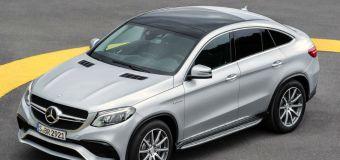 Mercedes GLE Coupe από 93.900€