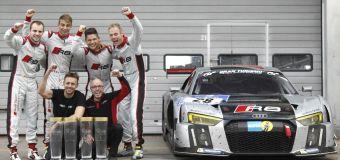 Η επιτυχία του Audi R8 LMS