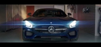 Video: Mercedes AMG GT S