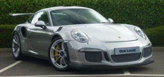 Εσείς πόσα θα δίνατε για μια Porsche 911 GT3 RS;