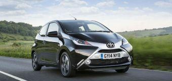 Νέο πακέτο ασφάλειας στον εξοπλισμό της Toyota