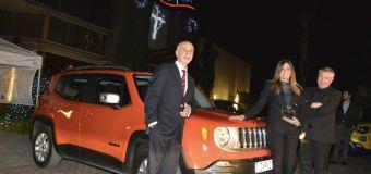 Αυτοκίνητο της χρονιάς στην Ελλάδα το Jeep Renegade