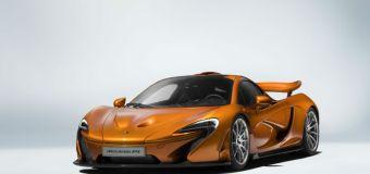 Το τέλος της McLaren P1